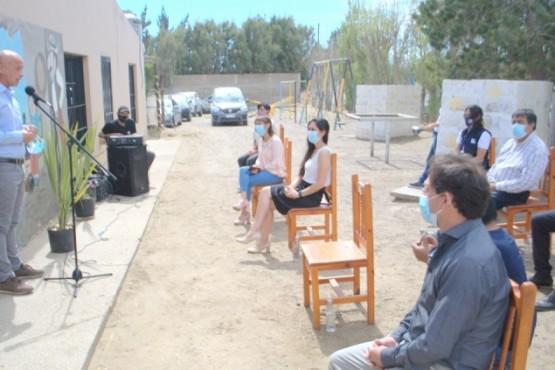 Caleta Olivia| Inauguran Sala de Elaboración Comunitaria para productores locales