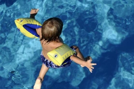 Según el Boletín de Estadísticas Vitales del Ministerio de Salud,en 2018 fallecieron por ahogamiento 77 niños de 0 a 4 años. (Diario Móvil)
