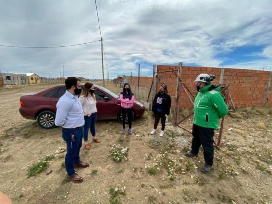 Río Gallegos| Avanza la obra de extensión de red de gas
