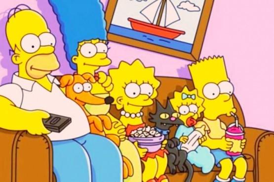 """Alarmante profecía de """"Los Simpson"""" para el 20 de enero"""