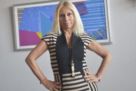Ana Rosenfeld, abogada.