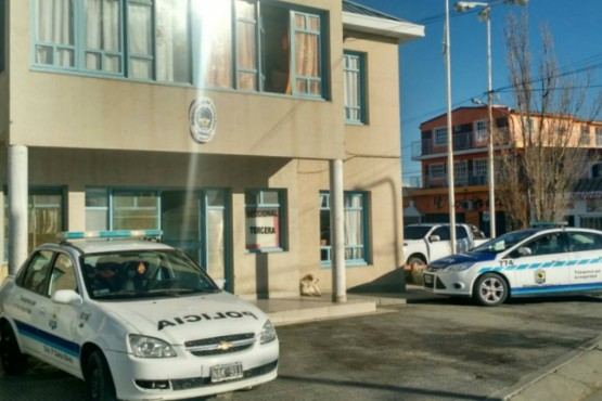 Fue solicitada la presencia del personal policial de la División Comisaría Tercera.