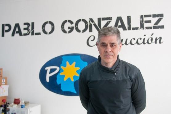 Pablo González. (Foto: Leandro Franco)