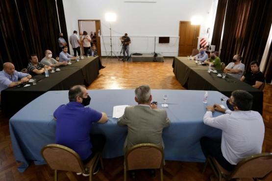 Chubut| Reunión por la Ley y desarrollo de la Pesca