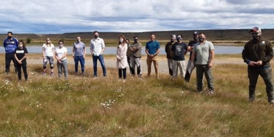 Río Gallegos| Realizaron limpieza en Guer Aike