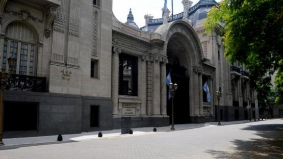 La Cancillería argentina felicitó a Biden por su asunción
