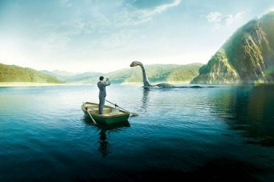 Creen saber qué criatura es el monstruo del lago Ness