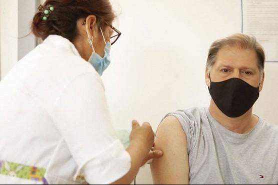 Ushuaia| Aplican la segunda dosis al personal de salud