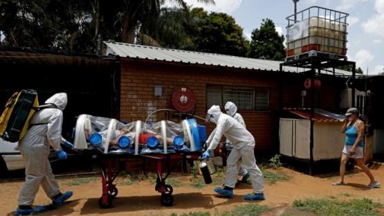 África sufre una segunda ola más letal que la primera