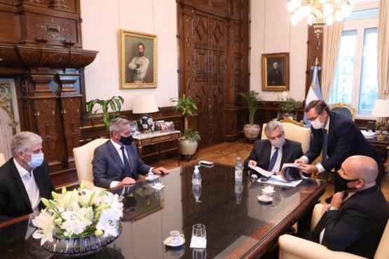 Chubut| Fuerte respaldo del presidente Alberto Fernández al proyecto minero