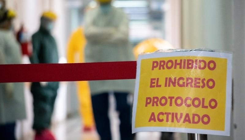 Santa Cruz registra al momento un total de 492 fallecimientos de pacientes COVID-19 positivo desde que comenzó la pandemia.