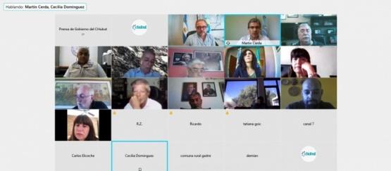 Chubut| Gremialistas debaten por zonificación minera