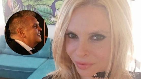 La ex amante de Luis Ventura.
