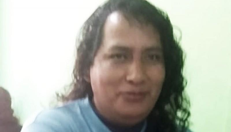 Imagen de Erick Vidal Ventura de 40 años.
