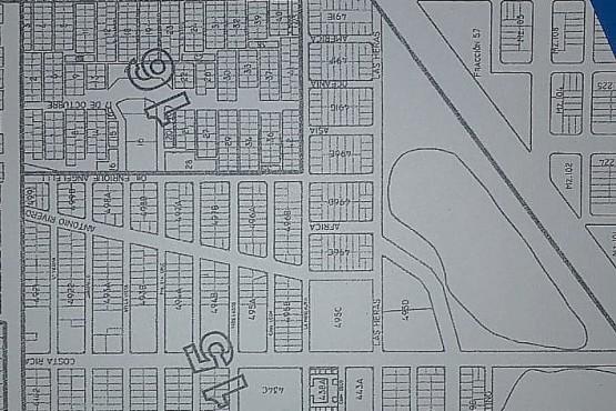 Mapa del sector.