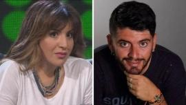 Gianinna Maradona defendió a su hermano Diego Junior