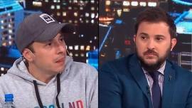 """El Dipy tildó a Diego Brancatelli de """"cornudo y rata inmunda"""""""