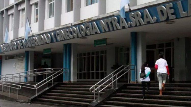 El hospital.
