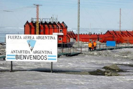 El mensaje de la Argentina tras el sismo de 7,1 en la Antártida