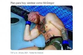 Los memes del impactante nocaut de Conor McGregor