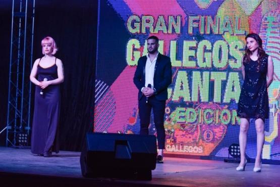 Río Gallegos| Federico, Macarena y Narella brillaron sobre el escenario