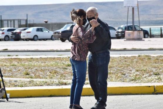 Río Gallegos| Con protocolos, se realizó juntada para amantes del tango
