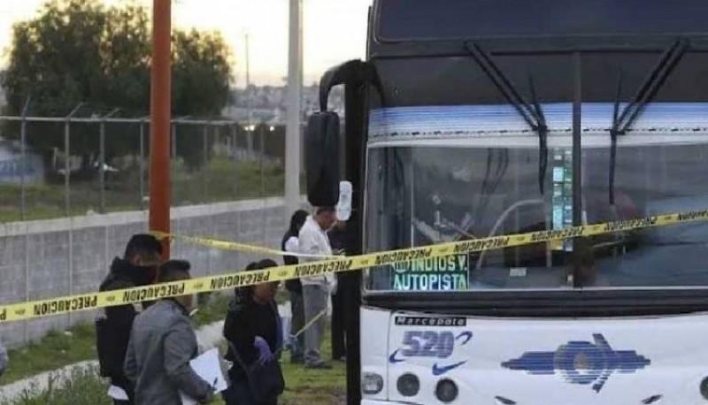 Un delincuente subió a un colectivo y los pasajeros lo asesinaron a golpes