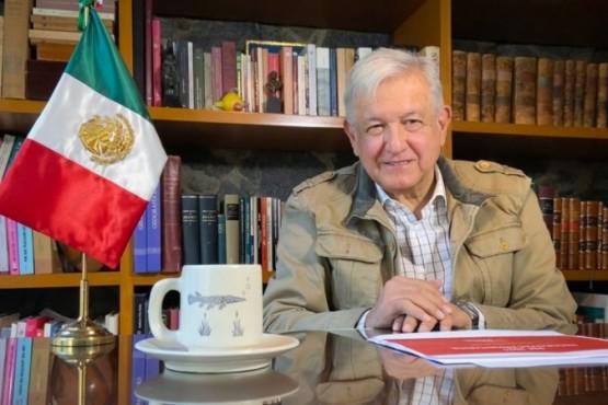 El presidente de México se contagió de coronavirus