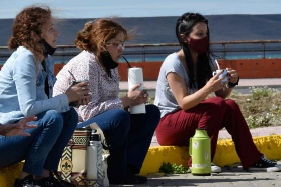 Santa Cruz con 2844 casos activos de COVID: 1036 son de Río Gallegos