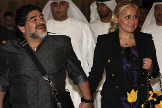 El mensaje de Ojeda por la herencia de Maradona