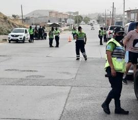 Chubut| Se retiraron 101 vehículos de la vía pública durante el fin de semana