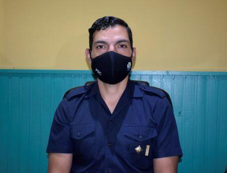 Subcomisario Baños.