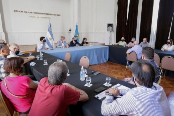 Chubut  Se prorrogarán hasta fin de año las licencias de las empresas de transporte interurbano de pasajeros