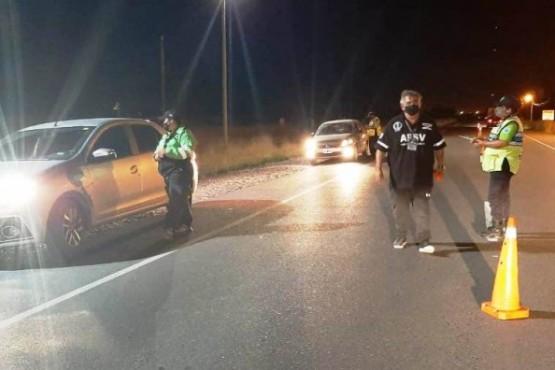 Chubut  Se retiraron 101 vehículos de la vía pública durante el fin de semana