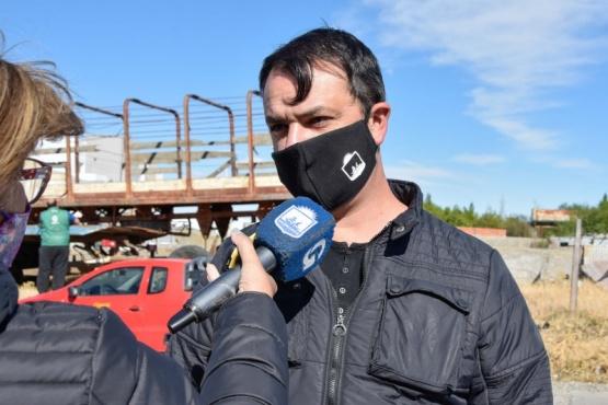 Río Gallegos  Municipio trabaja para erradicar Minibasurales