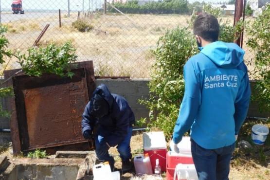 Secretaría de Ambiente controla efluentes en plantas frigoríficas de Río Gallegos