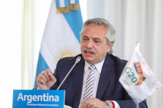 Alberto Fernandez realiza su primera visita de Estado en Chile