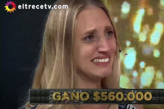 Del drama a la fortuna: ganó $500 mil con Guido Kaczka