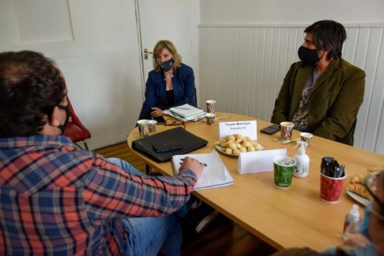 Río Gallegos  Se realizó el 2º encuentro Café Emprendedor