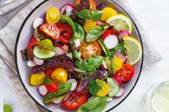 Ensaladas veraniegas: 4 opciones para ponerle onda a las verduras