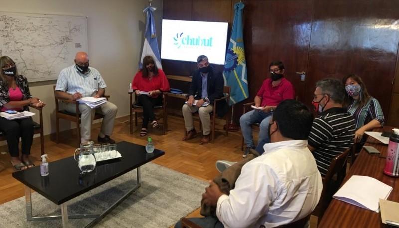 Chubut| Perata y Aguilera destacaron que la infraestructura escolar está lista para el inicio del ciclo lectivo