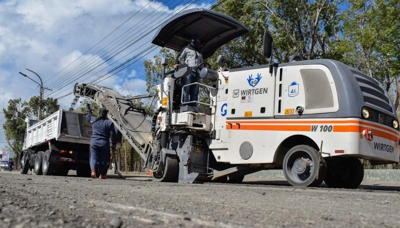 Río Gallegos  Obras Públicas: Diversos trabajos en la ciudad