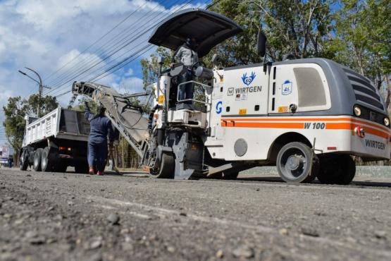 Río Gallegos| Obras Públicas: Diversos trabajos en la ciudad