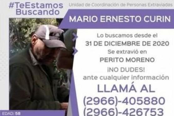 A un mes de la desaparición de Ernesto Curín