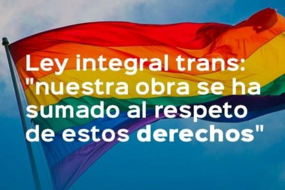 """Ley Integral Trans: """"La CSS se ha sumado al respeto de estos derechos"""""""