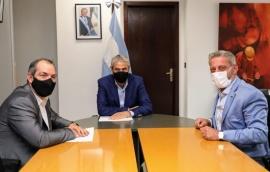 Chubut| Arcioni firmó un convenio con Nación para la construcción de 900 viviendas