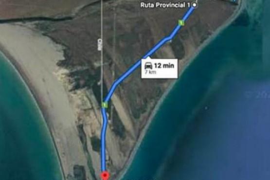 Finalizó el repaso de 123 kilómetros de la Ruta Provincial Nº 1