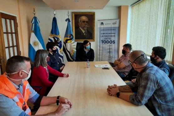 Vialidad Provincial realizará contraprestaciones en Perito Moreno