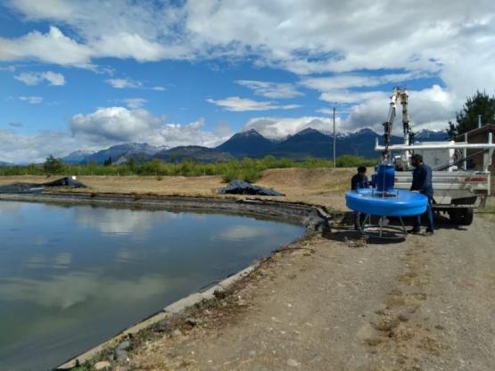 Chubut| Incorporan nuevo equipamiento a la Planta de Tratamiento de Líquidos Cloacales
