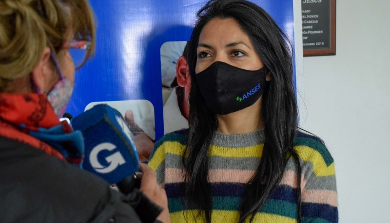 Río Gallegos| ANSES en el Bº Natividad